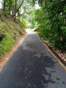New Paving.Ridgeway